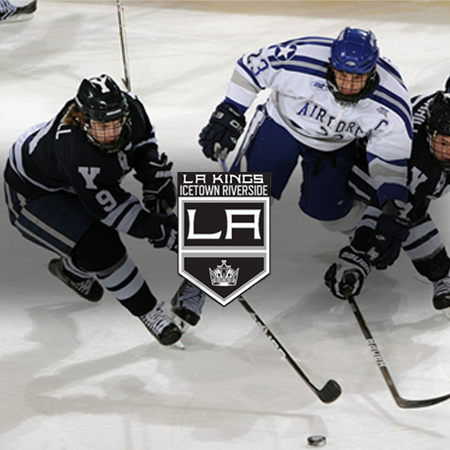 LA Kings Ice Town  - icetown.com website using concreate5 Open Source CMS platform